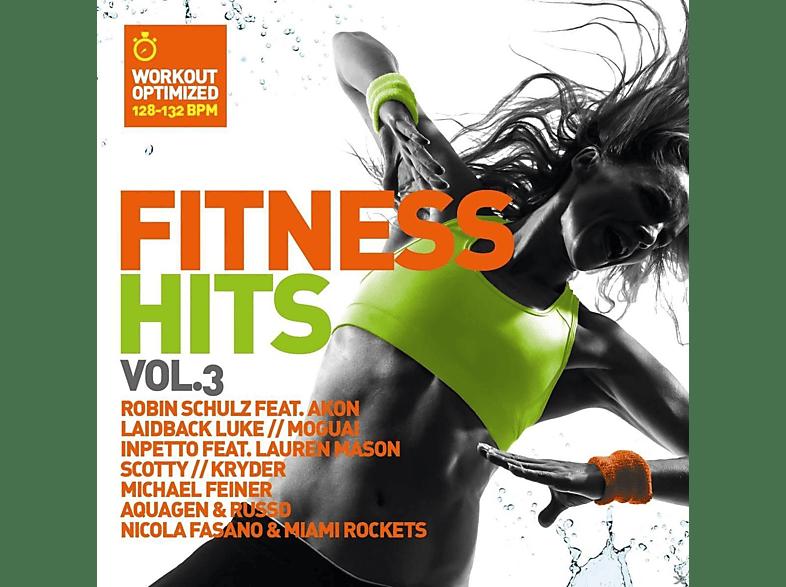VARIOUS - Fitness Hits Vol.3 [CD]