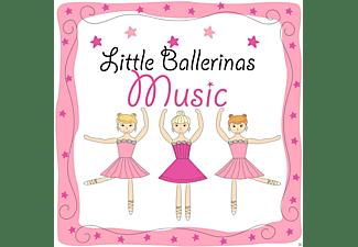 VARIOUS - Little Ballerinas Music  - (CD)