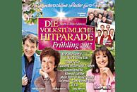 VARIOUS - Die Volkstümliche Hitparade Frühling 2017 [CD]