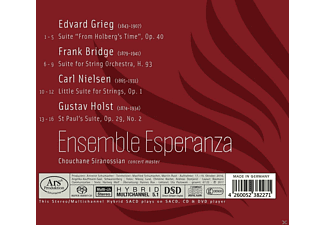 Astrig Siranossian, Ensemble Esperanza - Nordic Suites  - (SACD Hybrid)