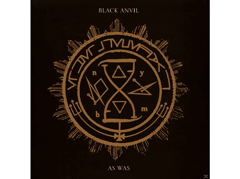Black Anvil - As Was (2LP+MP3) [Vinyl]