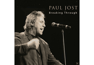 Paul Jost - Breaking Through - (CD)