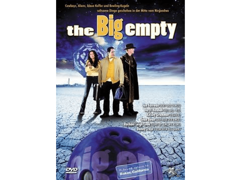 The Big Empty - Special Edition [DVD]
