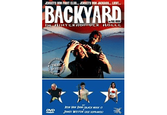 Backyard DVD