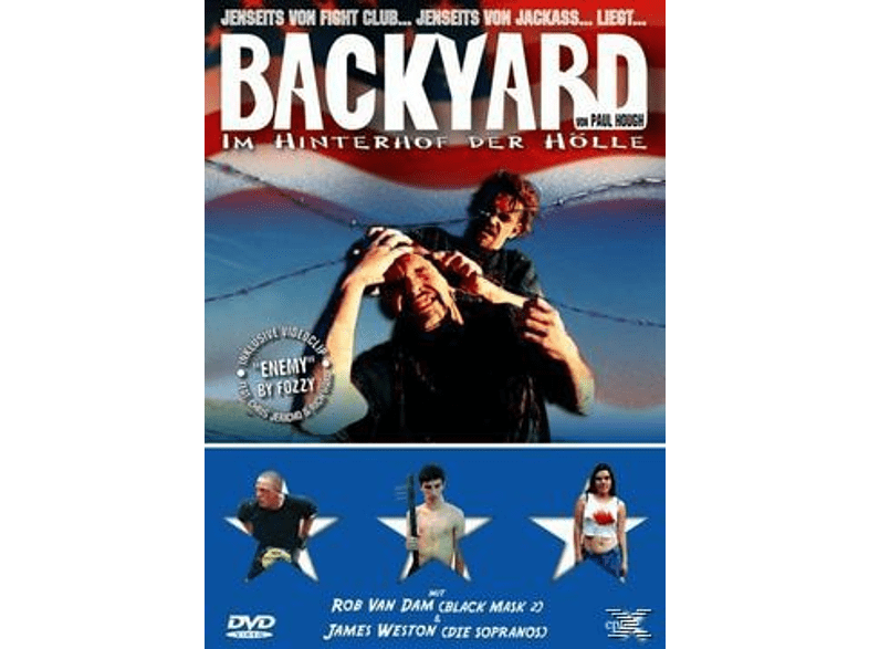 Backyard [DVD]
