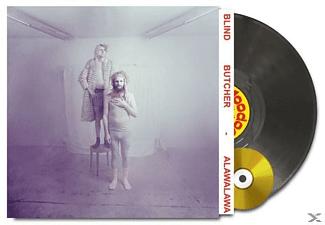 Blind Butcher - Alawalawa  - (LP + Bonus-CD)