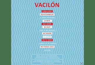 Los Pistoleros - Vacilon  - (CD)