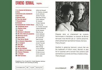 Martel-Bonnal,Roselyne/Maw,David - Idylle  - (CD)