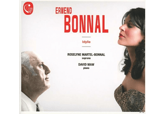 Martel-Bonnal,Roselyne/Maw,David - Idylle - (CD)