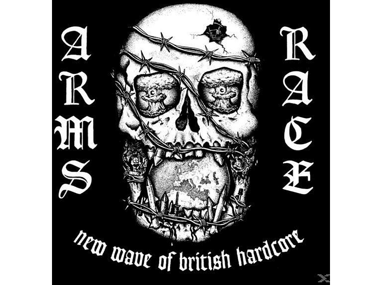 Arms Race - New Wave Of British Hardcore [Vinyl]