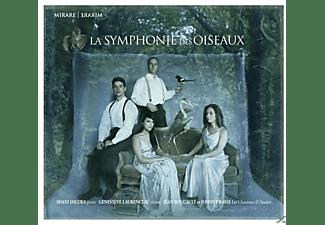 Genevieve Laurenceau, Les Chanteurs d'Oiseaux, Shani Diluka - La Symphonie Des Oiseaux  - (CD)