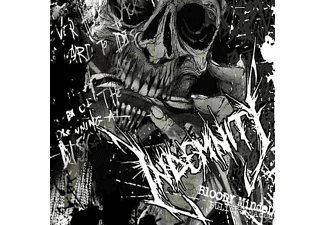Indemnity - Bloody Minded Bullet Headed  - (CD)
