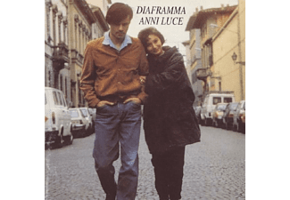 Diaframma - Anni Luce  - (CD)