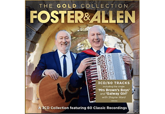 Foster & Allen - GOLD COLLECTION  - (CD)