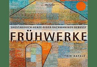 Trio Rafale, VARIOUS - Frühwerke-Youthful Passion  - (CD)