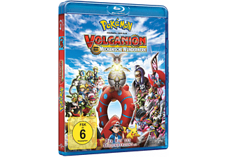Pokemon der Film - Volcanion und das Mechanische Wunderwerk Blu-ray