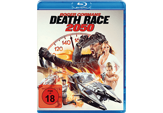 Death Race 2050 Blu-ray