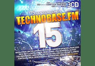 VARIOUS - TechnoBase.FM Vol.15  - (CD)