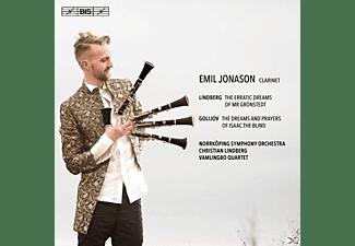 Emil Jonason - Emil Jonason spielt Lindberg und Golijov  - (SACD)