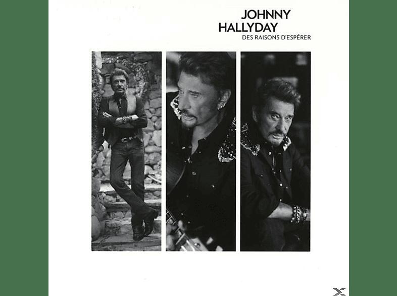 Johnny Hallyday - Des Raisons D'Esperer [Vinyl]