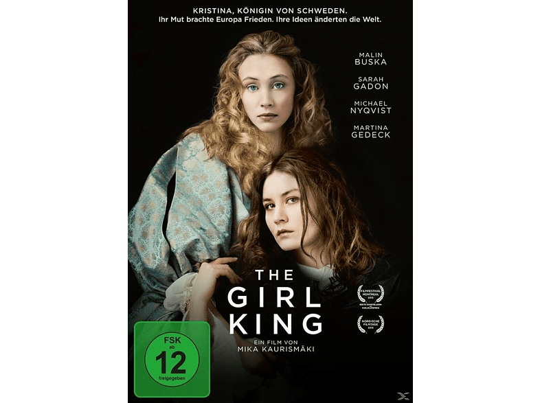 The Girl King [DVD]