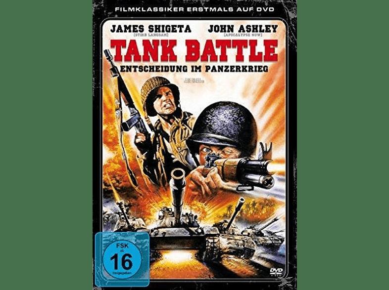 Tank Battle-Entscheidung Im Panzerkrieg [DVD]