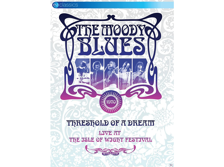 The Moody Blues - Threshold Of A Dream-Live Isle Of Wight Festival [DVD]