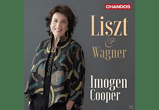Imogen Cooper - Klavierwerke  - (CD)