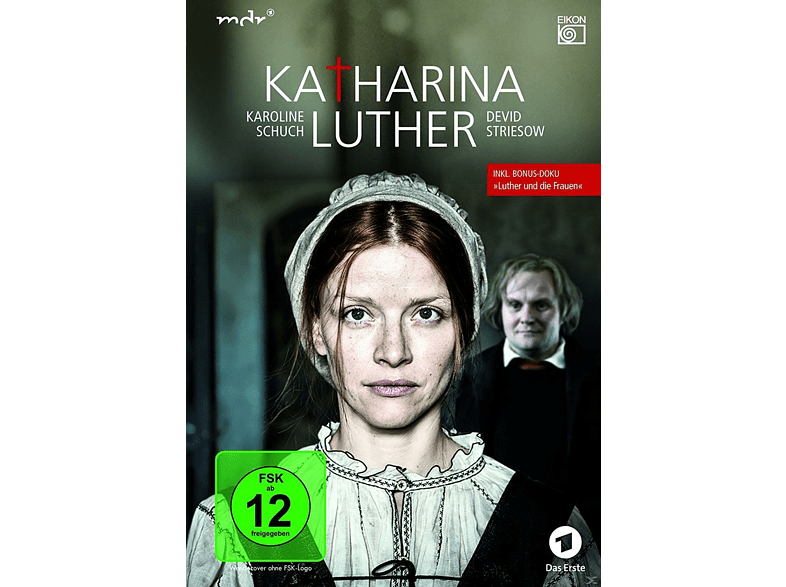 Katharina Luther [DVD]