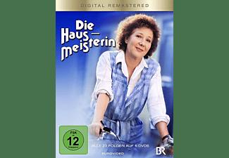 Die Hausmeisterin DVD
