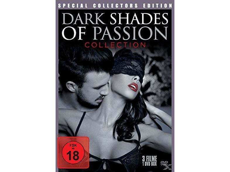 Dark Shades of Passion Collection [DVD]