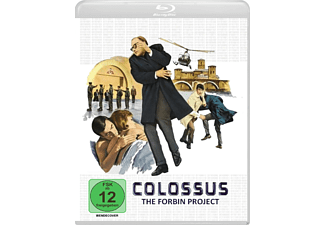 Colossus: The Forbin Project Blu-ray