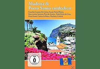 Madeira & Porto Santo entdecken DVD
