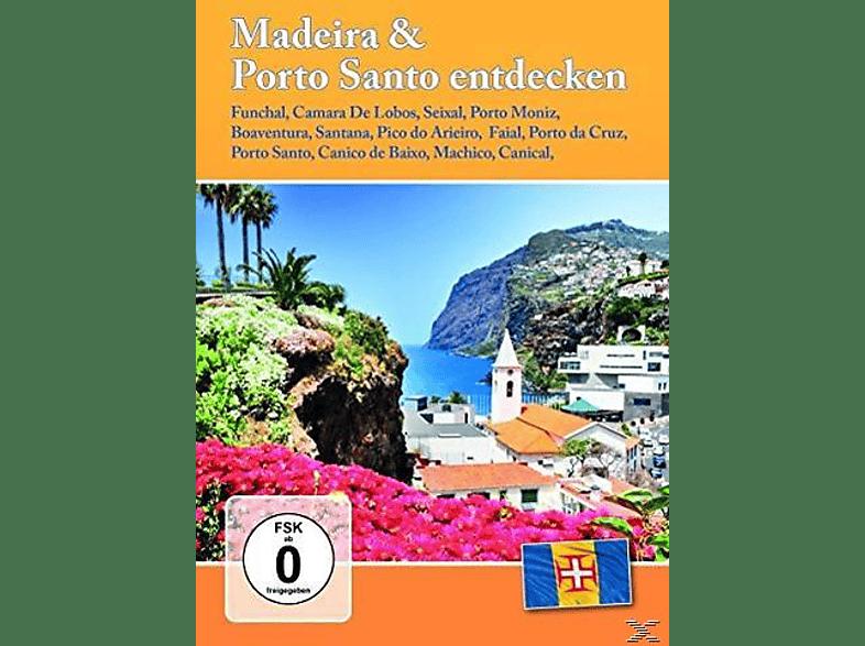 Madeira & Porto Santo entdecken [DVD]