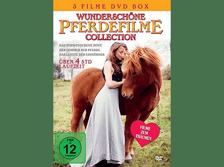 Wunderschöne Pferdefilme Collection [DVD]