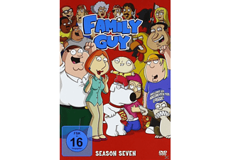 Family Guy - Staffel 7 DVD