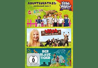 Abenteuertrio Kinderfilmbox - Familienspass Hoch 3 DVD