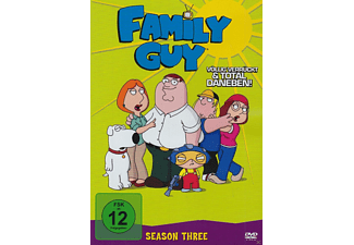 Family Guy - Staffel 3 DVD