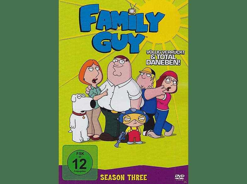 Family Guy - Staffel 3 [DVD]