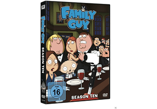 Family Guy - Staffel 10 DVD