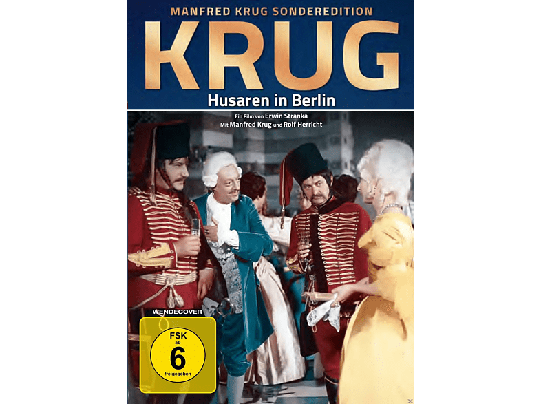 Manfred Krug - Husaren in Berlin [DVD]
