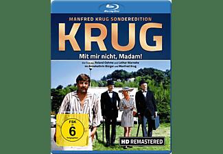 Manfred Krug - Mit mir nicht, Madam! (HD Remastered) Blu-ray