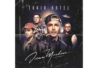 Tokio Hotel - Dream Machine  - (CD)