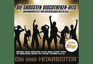 VARIOUS - 35 Jahre BVD - Die Besten Discotheken Hits  - (CD)