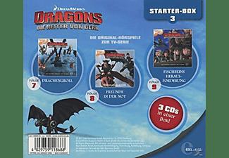 Dragons-die Reiter Von Berk - (3)Starter-Box  - (CD)