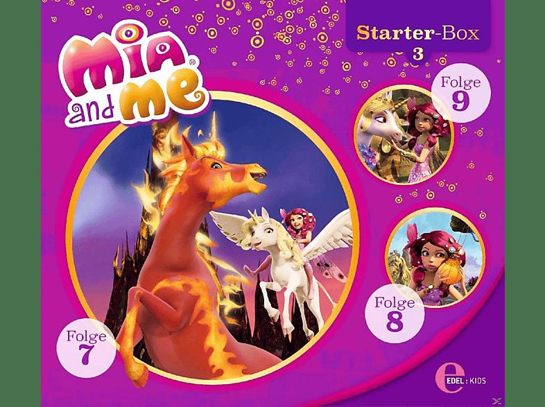 Mia And Me - (3)Starter-Box - (CD)