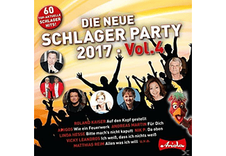 VARIOUS - Die neue Schlager Party Vol. 4  - (CD)