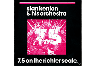 Stan & His Orchestra Kenton - 7.5 On The Richter Scale.  - (CD)