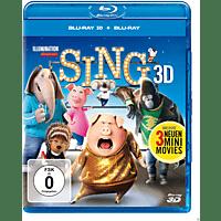 Sing [3D Blu-ray (+2D)]