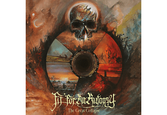 Fit For An Autopsy - The Great Collapse  - (CD)